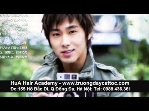 Các kiểu tóc nam đẹp Hàn quốc, tóc đẹp của sao nam hàn - www.truongdaycattoc.com