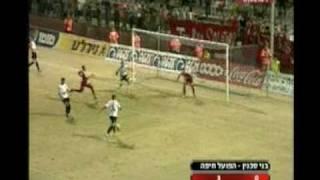 עונת 2009 \ 2010: מחזור 5: בני סכנין נגד הפועל חיפה 3:0 | תקציר