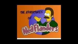 cancion de homero contra flanders(mejorada)