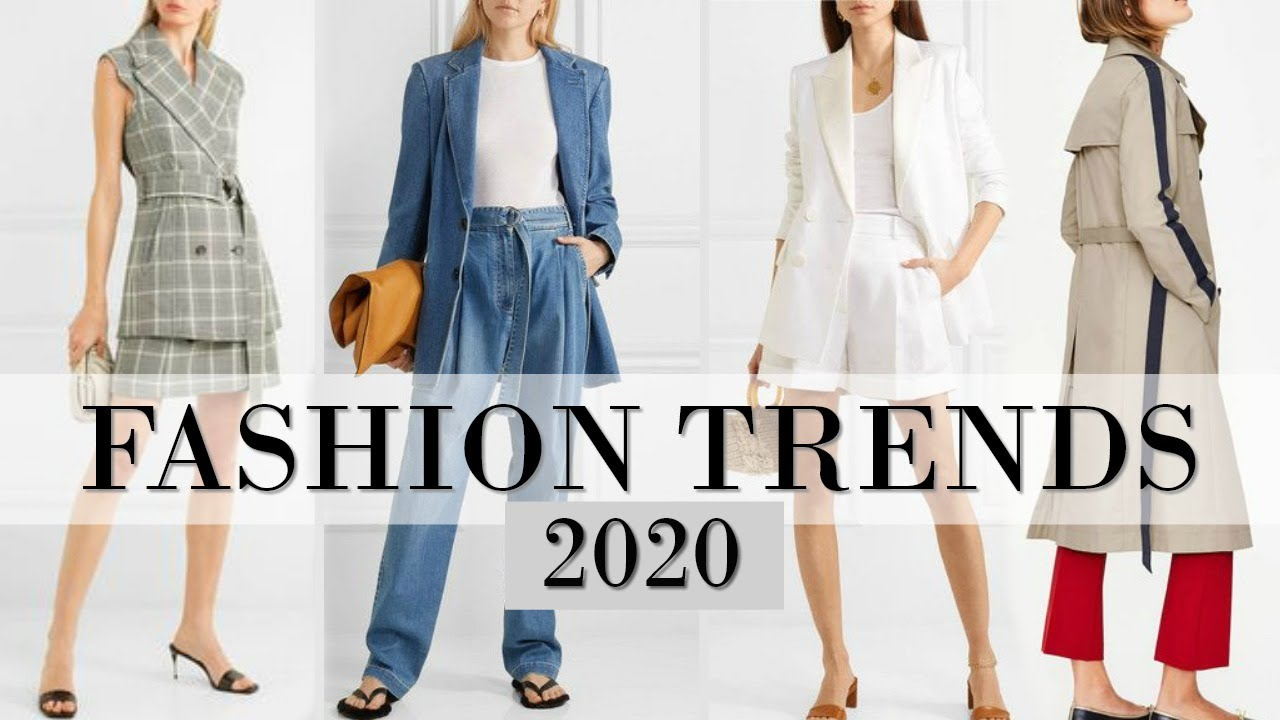 10 Things We'll ALL Be Wearing in 2020 | Fashion Over 40