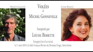 Michel Gonneville : Volées, carillons d