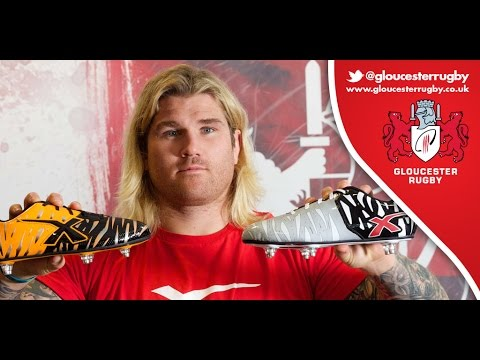 Gloucester Rugby announce XBlades as new kit provider