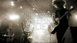 Underwater Sleeping Society: TV add for the fall 2007 tour