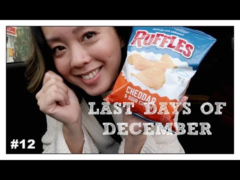 WE WON THE LOTTO! LAST DAYS OF DECEMBER VLOG #12