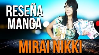Reseña del Manga Mirai Nikki de editorial Kamite | Viryd in the mirror