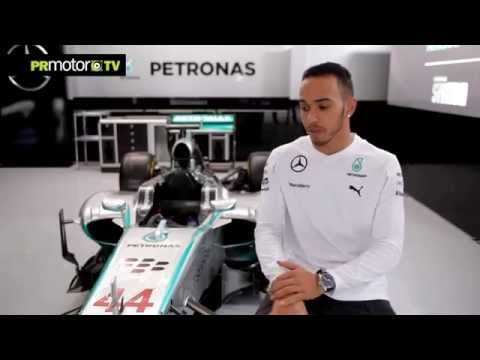 Lewis Hamilton - A very personal interview - MERCEDES AMG PETRONAS Formula One Team