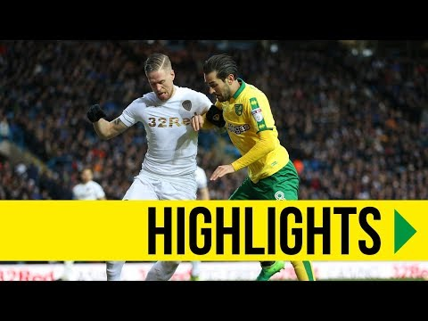 HIGHLIGHTS: Leeds United 1-0 Norwich City