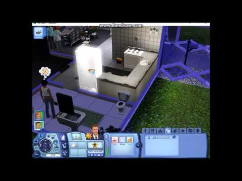 SIMS 3 Family Episode 2 PB&J (With Mr.Assistant)