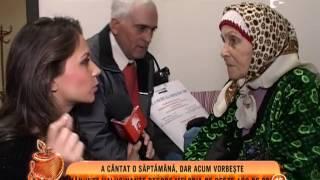 Valeria Iurescu, femeia care a cântat o săptămână: