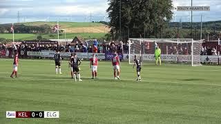 Kelty Hearts v Elgin City - cinch League Two 11/9/21