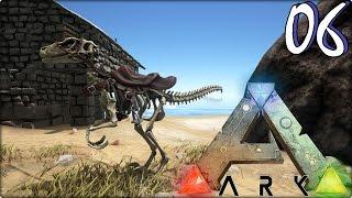 ARK: Survival Evolved | Skelettraptor [06] | [German|PC]