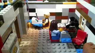 LEGO ограбление дома 1 серия