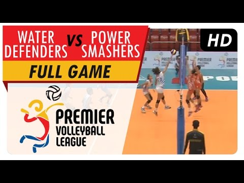 Water Defenders vs. Power Smashers | Full Game | 1st Set | PVL Reinforced Conference | May 2, 2017