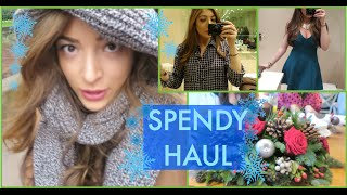 Festive Meals, #FeelingSpendy + Mini Haul & Girls Night! VLOGMAS | Amelia Liana Thumbnail