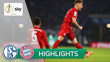 FC Schalke 04 - FC Bayern München | Highlights - DFB-Pokal 2019/20 | Viertelfinale