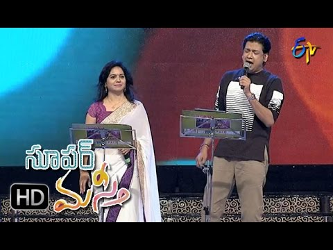 Idhedho Bagundhe Cheli Song | Vijay Prakash,Sunitha Performance | Super Masti |Ongole |7th May 2017