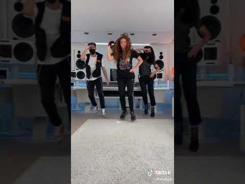 Black Eyed Peas ,Shakira – GIRL LIKE ME / Ensayos Tik Tok 🎼💃🕺#GirlLikeMe #Lomejordetiktok
