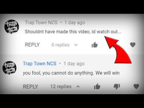 TRAP TOWN IS THREATENING ME!! (Trap Town NCS, SIC, TRP, XYZ, Ncs.h, HTC, TCS + More!!)