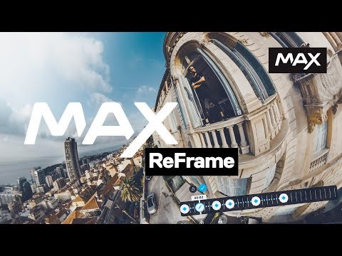 GoPro MAX - 360 ReFrame & Color Tutorial
