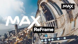 GoPro MAX - 360 ReFrame & Color Tutorial