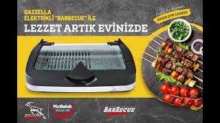 Gazzella Elektrikli Barbecue (barbekü)