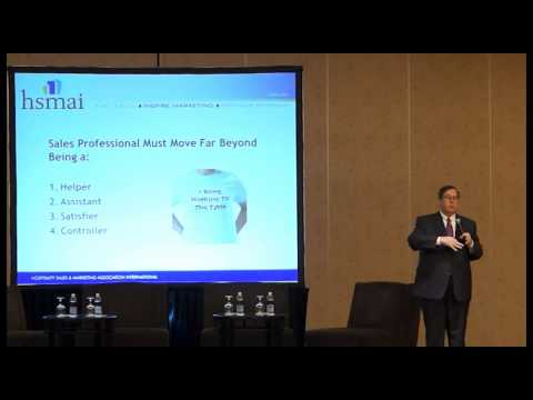 The Evolution of Sales - HSMAI Presentation in Singapore, September 2014