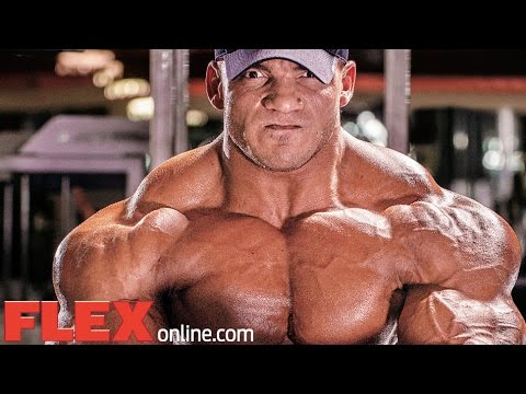 Big Ramy Chest workout Road to Olympia 2015