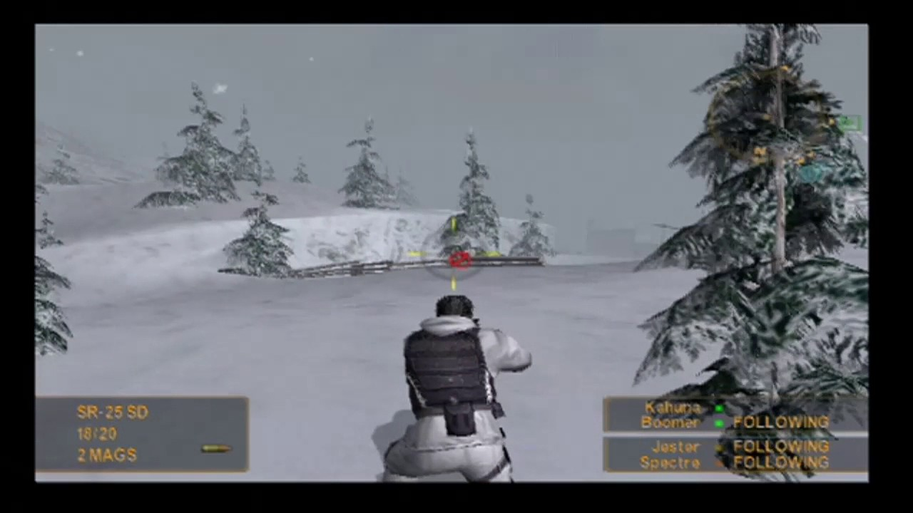 PS2 SOCOM U S  Navy SEALs Ghost Town