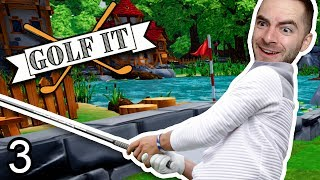 KING OF THE CASTLE (Golf It)