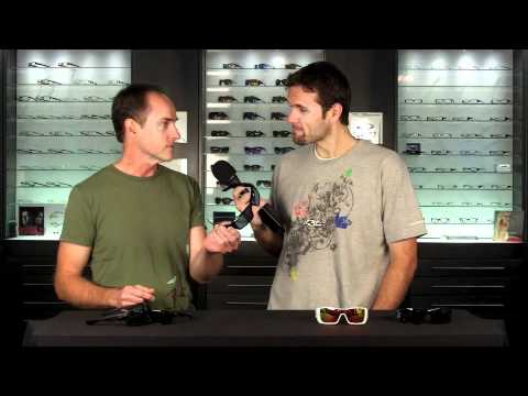 1c8c2fe1a4 Oakley Eyepatch 2 Sunglass Review - YouTube