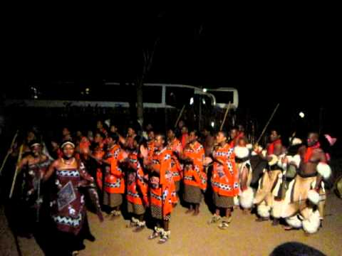Swazi Traditional Dance 1