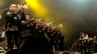 ME TOCA A MI - Banda Sinaloense MS de Sergio Lizárraga - AMOR ENFERMO 2011