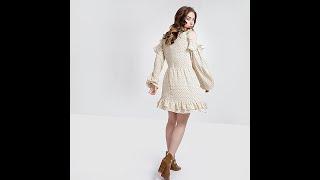 Платье TOP20 STUDIO 20-418-2 beige (размер XS/S)