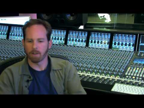 Doug Trantow interview at Westlake Studios