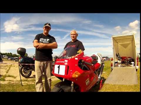 Dilligaf Racer VS Ducati 888SP5 926