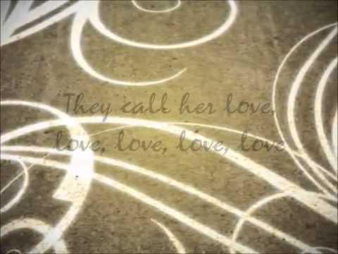 She is Love, Parachute  Lyric