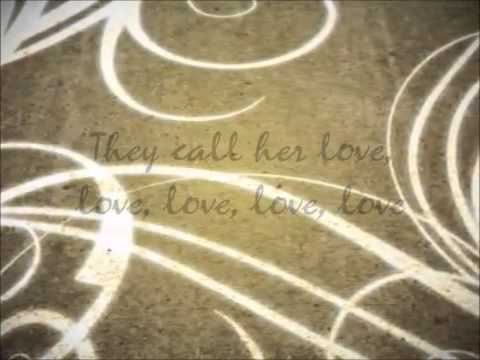 She is Love, Parachute - Lyric Video