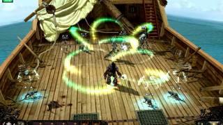 Etherlords 2 Online - Jeronimo vs Slayerzark - 1º Battle