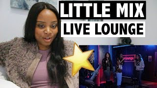 Little Mix - Holy Grail/Counting Stars/Smells Like Teen Spirit - REACTION