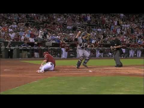MLB | BROKEN BONES! | 1080p HD