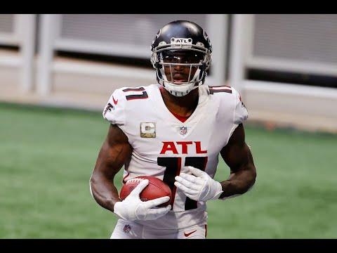 Falcons-Raiders inactives: Julio Jones out for Atlanta