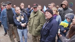 Бунт в Клавдиево  от Ляшко требуют вернуть озеро //Разведка