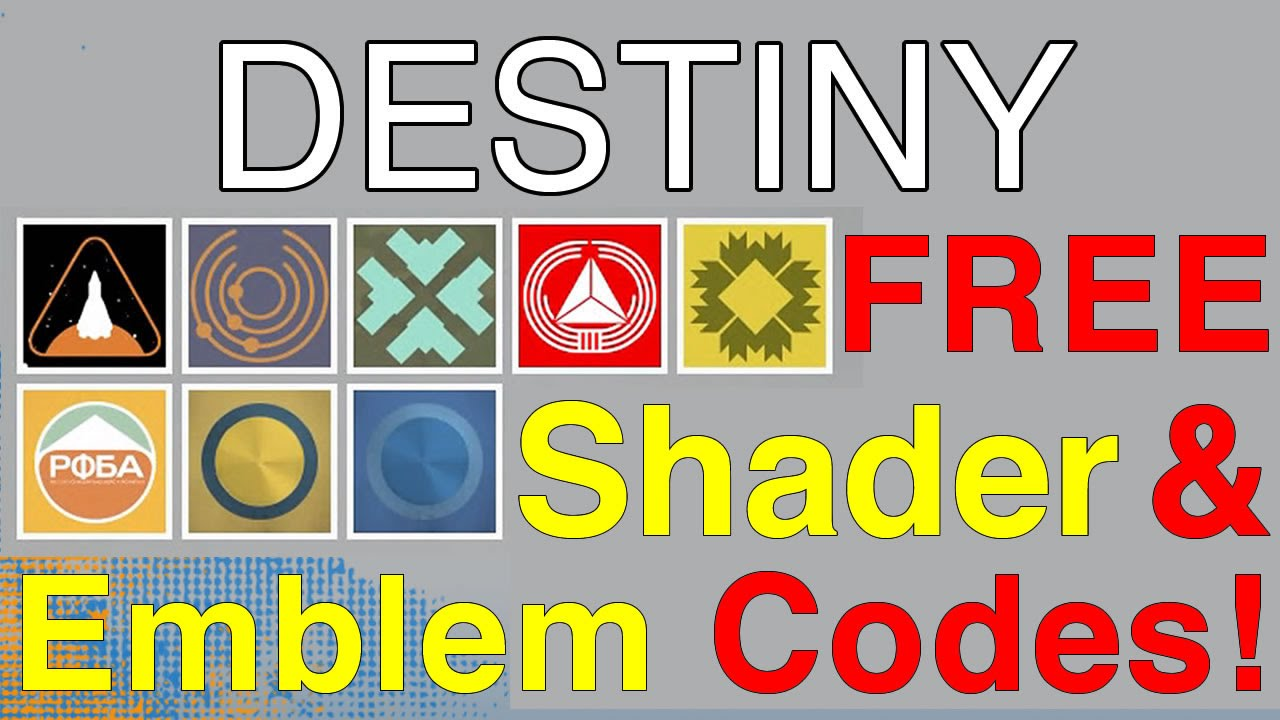 youtube how to get the streaming emblem destiny