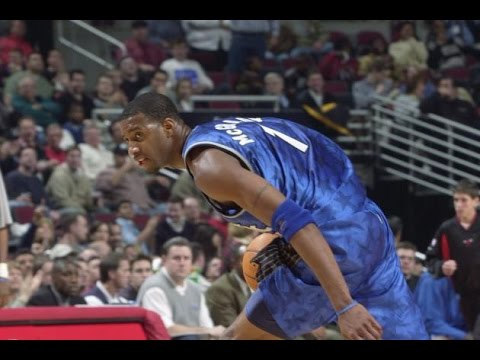 Tracy McGrady Full Highlights 2003 Playoffs R1G1 at Pistons - NASTY 43 Pts, SHOCKS LeBron!!