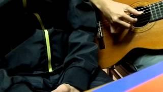 Chờ em trong đêm Guitar Cover By Quang Hưng & Hà Lộc