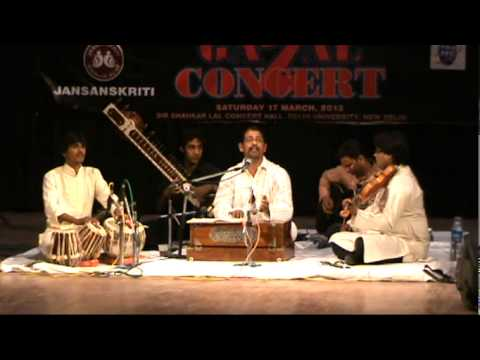 Shahabaz Aman (oru pushpam) in Jansanskriti program