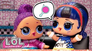 Will Bling Queen & Pop Heart Solve the Case of the Missing Pet?    Eye Spy Series    LOL Surprise