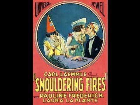 4/9: 1925 Smouldering Fires (Pauline Frederick, Laura La Plante, Malcolm McGregor) thumbnail