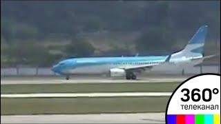 СРОЧНО! Пассажирский самолет Boeing 737 разбился на Кубе