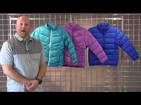 The North Face Youth Andes Jacket